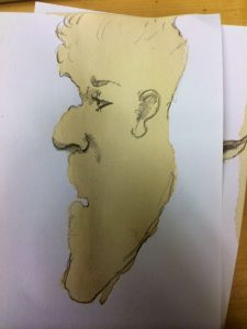 Coffee Stain Art